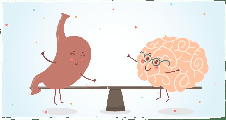 ruolo emozioni su microbiota