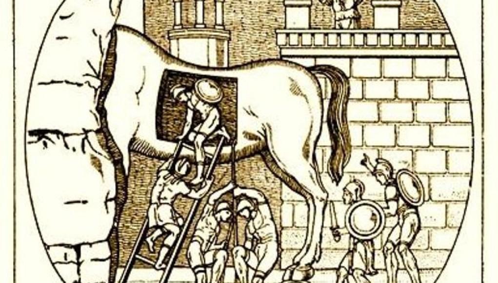 cavallo Troia parassiti cervello Capasso bioexplorer